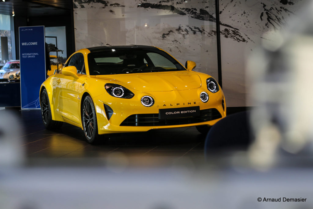 Alpine A110S Color Edition - 4roueset1volant - © Arnaud Demasier